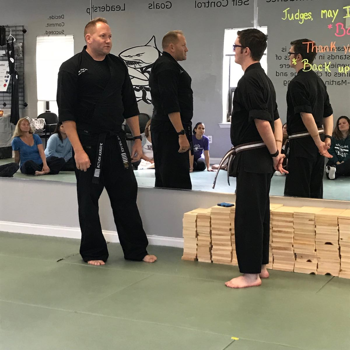 Learn To Protect Yourself At Self Defense Class Action