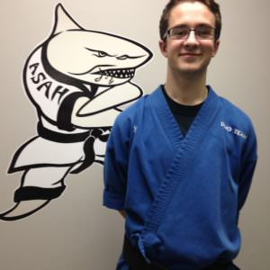 Jack Ruppel is a martial arts teacher at Action Karate Plymouth.
