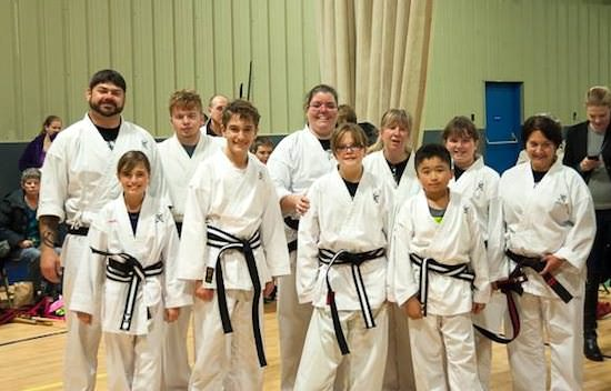 Black Belt Leadership Testing