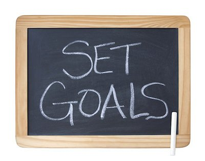 Setting goals is important at Action Plymouth.