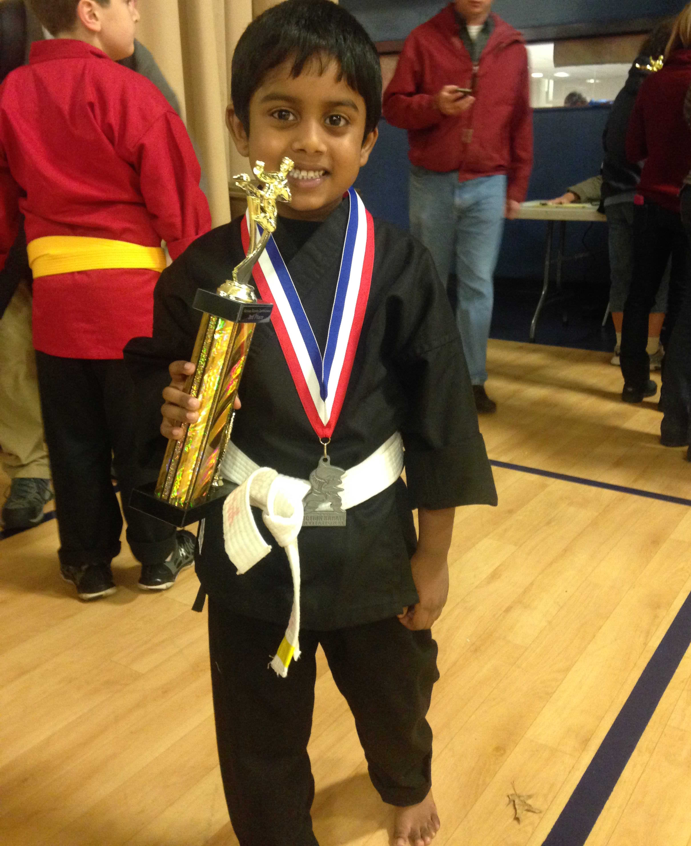 How To Succeed In Martial Arts - Tournament