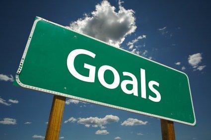 Goals - path to success