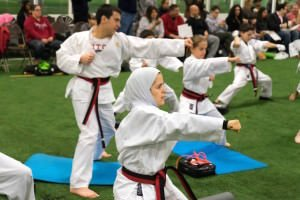 Black Belt Test - Action Plymouth - Karate Goals