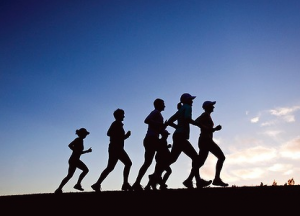 Running Club - can exercise reduce stress