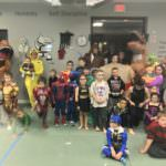 Karate Halloween Party